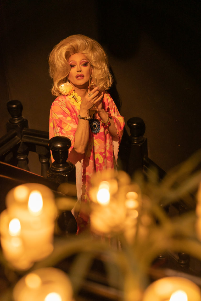 The Drag Dining Experience : Sugar Love
